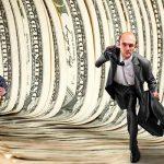 Отток капитала в 2017 году вырос в 2 раза, а Россия увеличила вложения в облигации США на 13,5 миллиардов