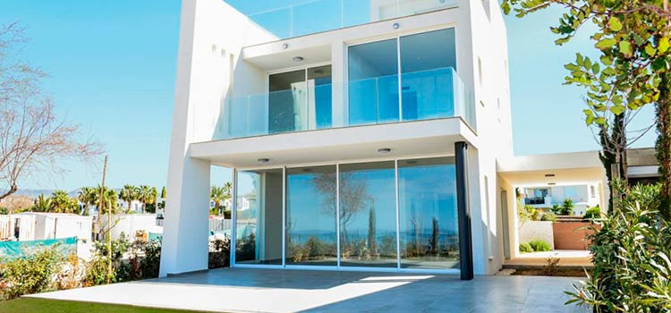 Виллы на Кипре Adonis Beach Villas : инвестиции класса люкс
