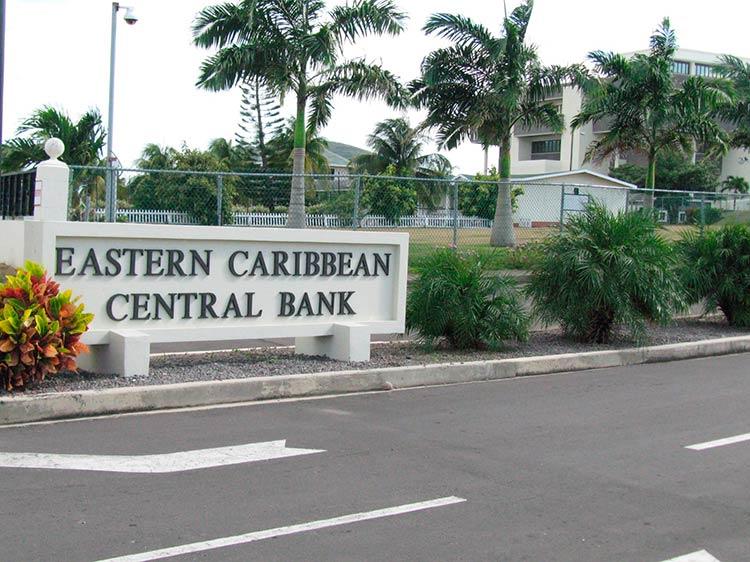 Восточнокарибский центральный банк