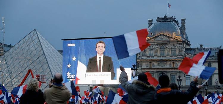 Неужели выиграть президентские выборы во Франции помогла Невис ООО?