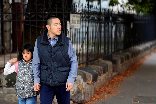 Китаец Ян Дин иммигрировал в Венгрию