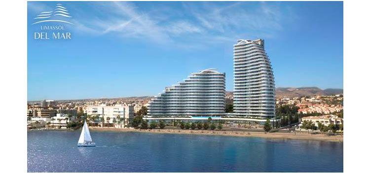 Инвестиции в Limassol Del Mar : роскошные апартаменты и европейский паспорт