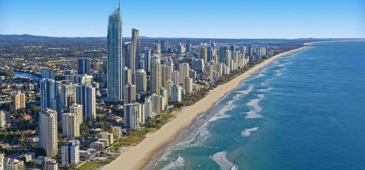 туристический комплекс в Австралии