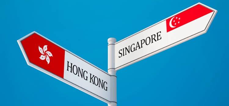Открытие инновационных компаний в Гонконге и Сингапуре