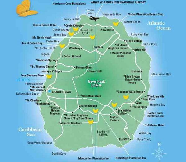 Высота Невиса