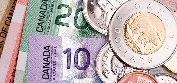 банковский счет в Канаде