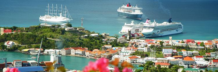 быстрое развитие круизного туризма