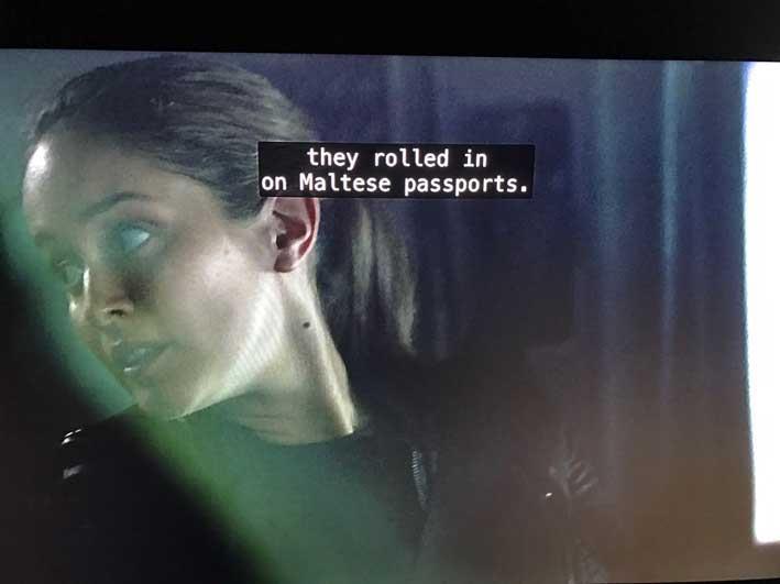 Мальтийские паспорта