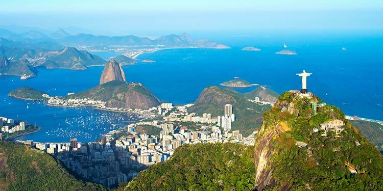 Бразилия без виз
