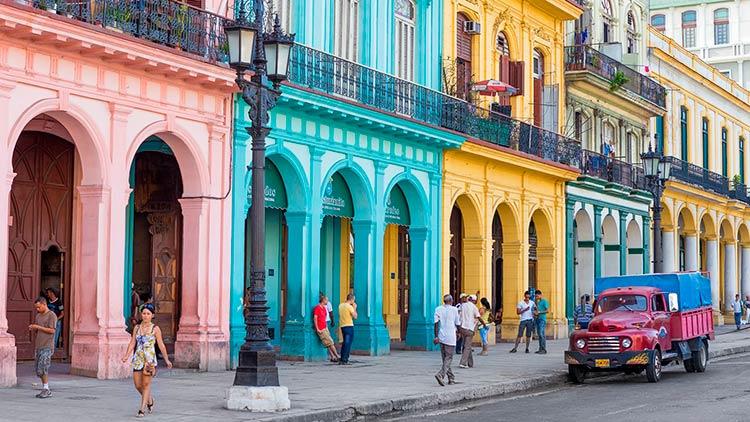 Куба без виз