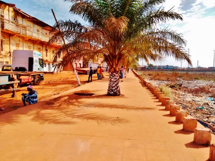 Guinea-Bissau: motor vehicle registration and tax residency in the country