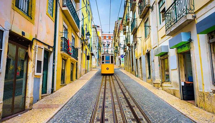 Португалия без виз