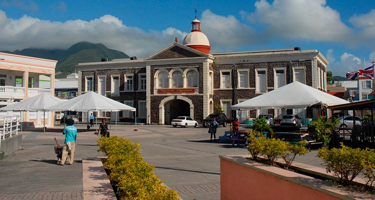 туризм в Сент-Китс и Невис