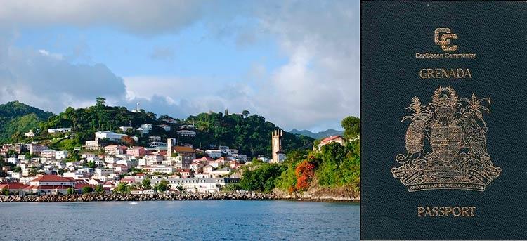 получить гражданство Гренады за инвестиции