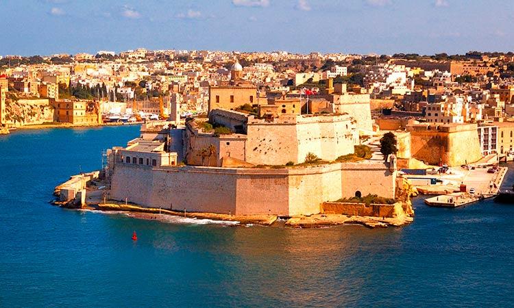 Фортификационные укрепления мальтийских рыцарей