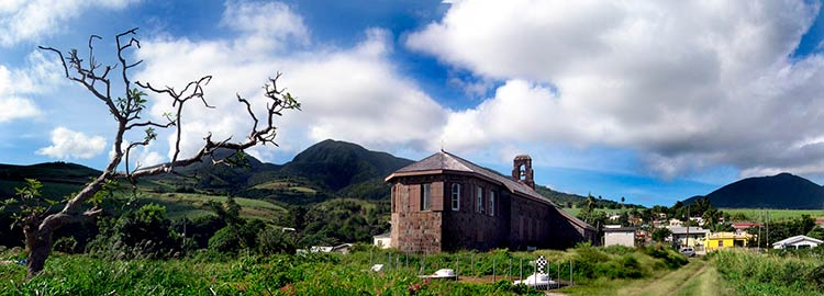 экотуризм в Сент-Китс и Невис