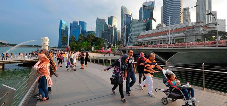 Переехать в Сингапур