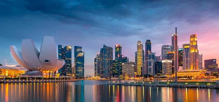 Финансовый сектор Сингапура