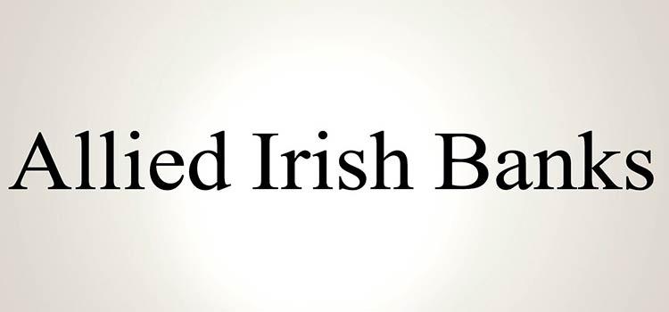 счета для ирландской компании в Allied Irish Banks