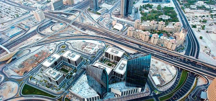открыть бизнес-центр в ОАЭ