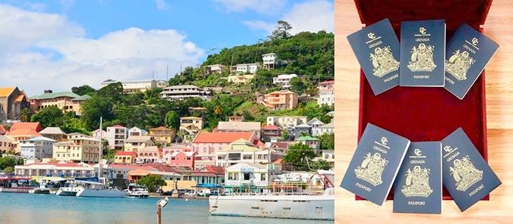 гражданство страны Карибского бассейна