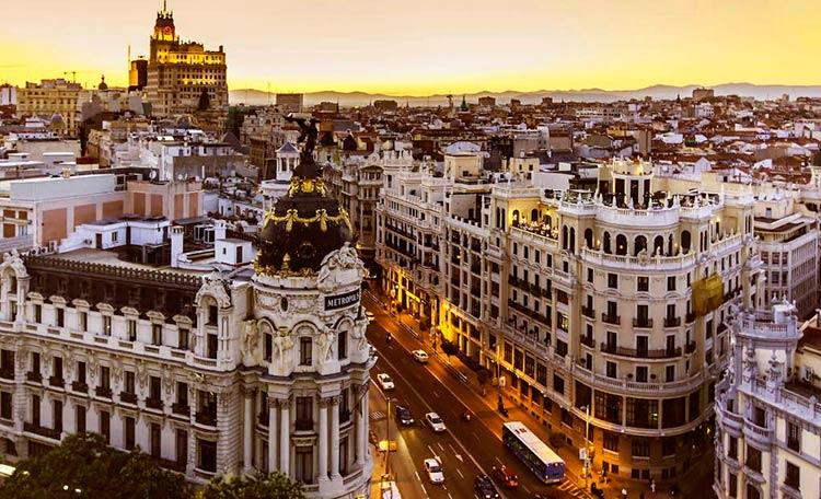 о переезде в Испанию