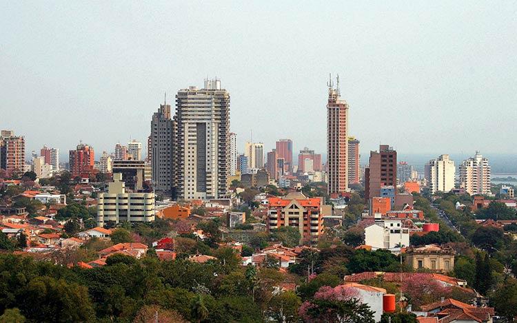 иммиграция в Парагвай с переездом в Асунсьон