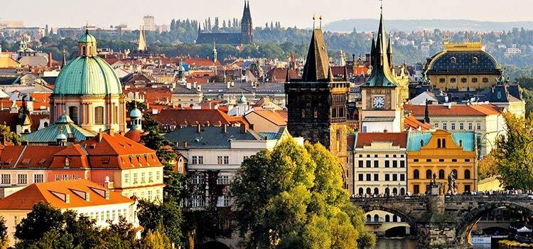 банковский счет в Чехии в 2018