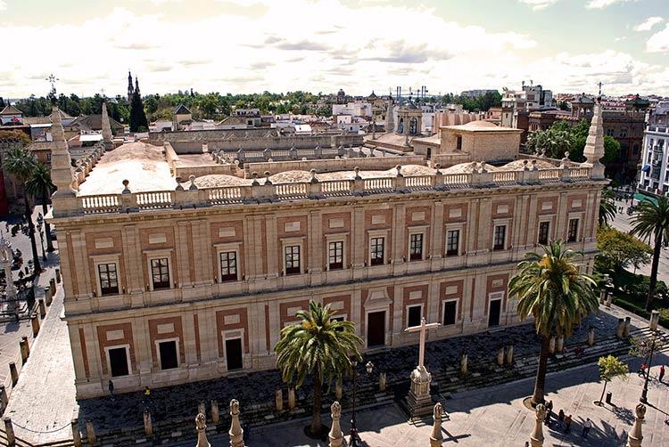 Столица Андалусии