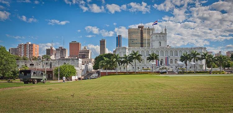 ПМЖ и гражданство Парагвая