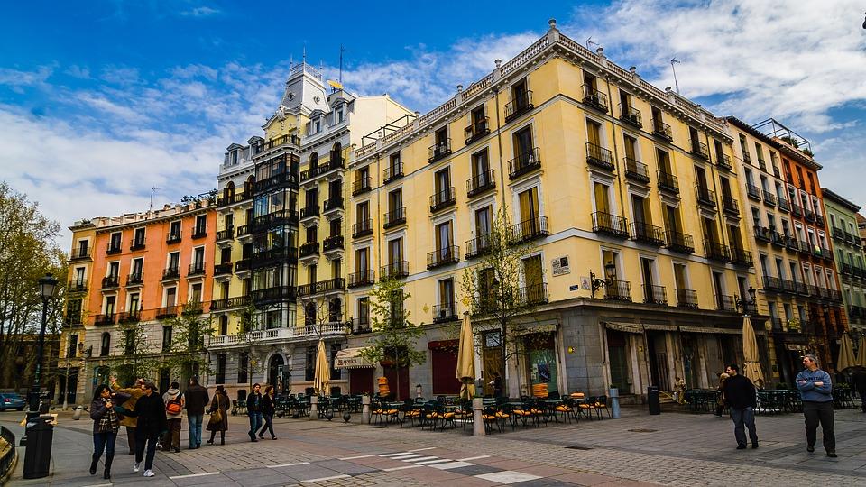 выбираем место для жизни в Мадриде