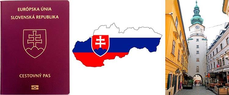 быстро и недорого получить вид на жительство ВНЖ Словакии в 2018 году