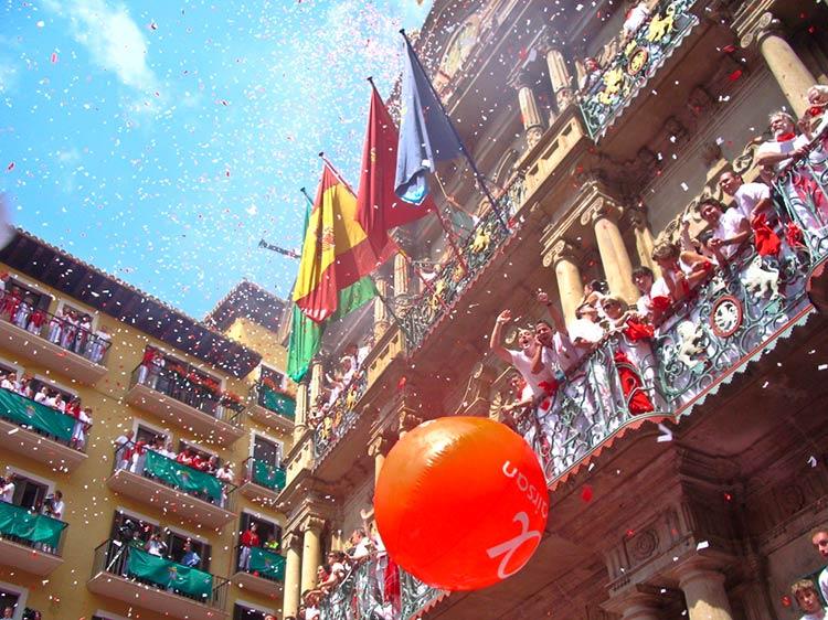 лучшие фестивали Испании
