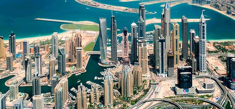 компании в ОАЭ в 2018 году
