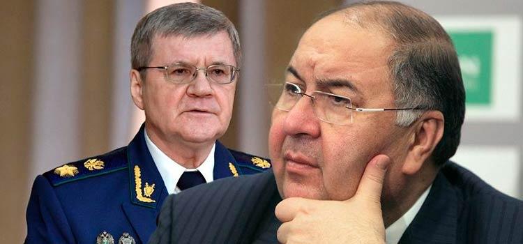 Сенаторы требуют включить в список санкций Усманова и Чайку