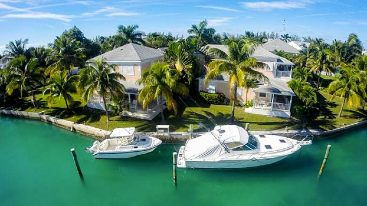 Багамские острова недвижимость элитная вилла пхукет
