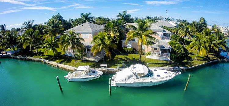 где на Багамских островах недвижимость дешевле