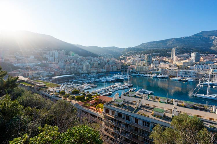 оформить карту резидента Монако