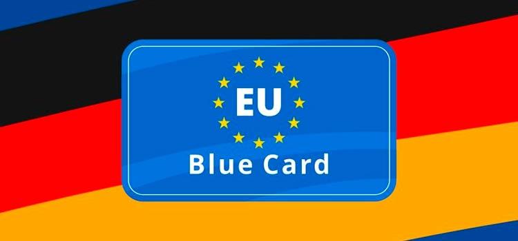 эмиграция в Германию по Голубой карте