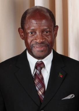 бывший премьер Федерации Сент-Китс и Невис