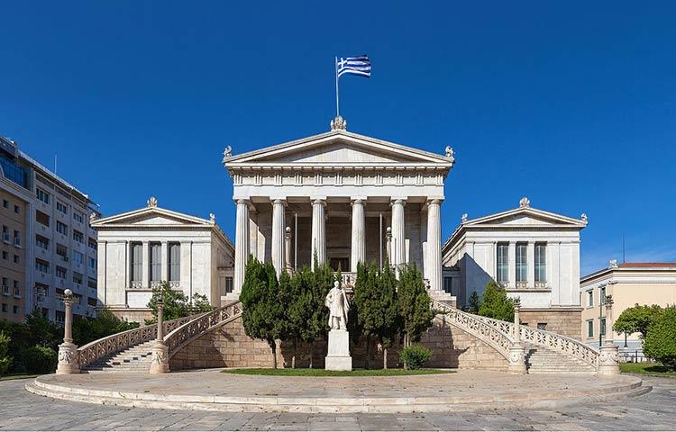 получить образование в Греции, оформив вид на жительство