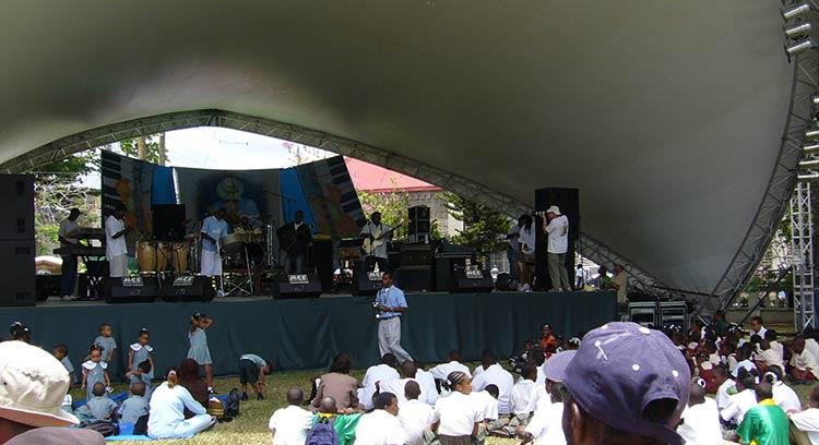 Saint Lucia Jazz Festival