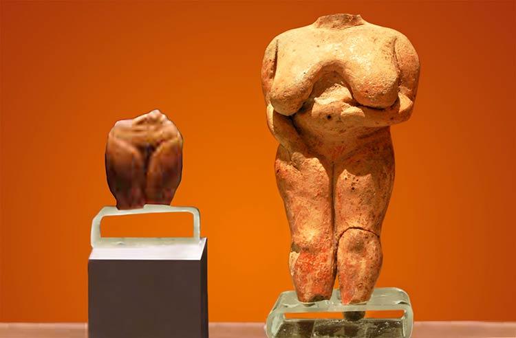 Венера Мальты – фигурка полной женщины