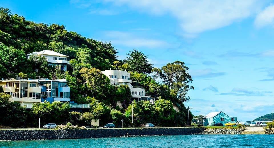 Покупка недвижимости в новой зеландии дом в вене