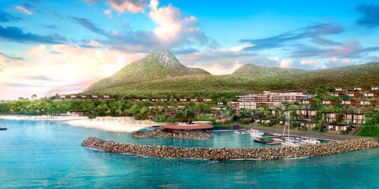 гражданство Сент-Люсии за недвижимость на курорте Fairmont Saint Lucia
