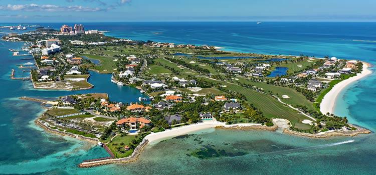 Как влияют на жизнь на Багамах отрасли государства