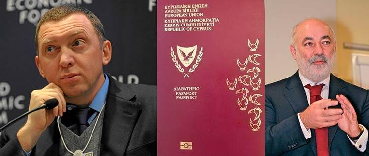 паспорт ЕС через Кипр уже получили Олег Дерипаска и Алла Пугачева