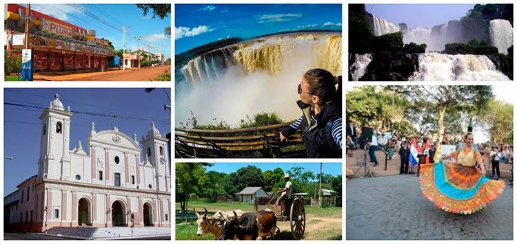 парагвайский туристический бизнес в 2018