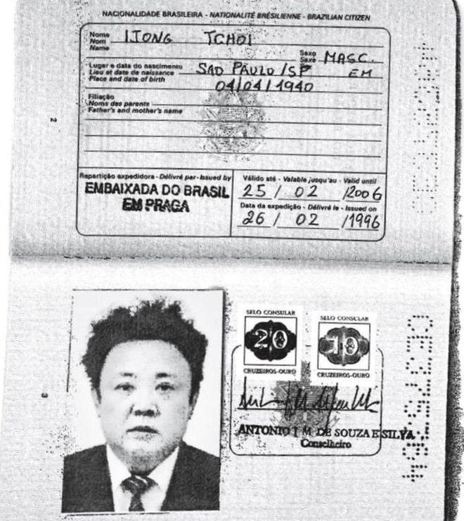 мошенничество с паспортами