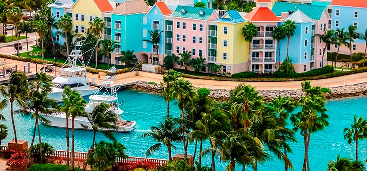Как открыть счет в банке на Багамах